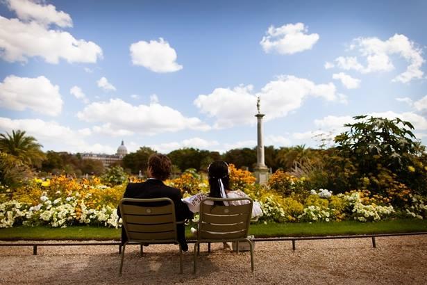 Entrer dans l 39 histoire familiale rituel the c r monie la que - Jardin du luxembourg adresse ...