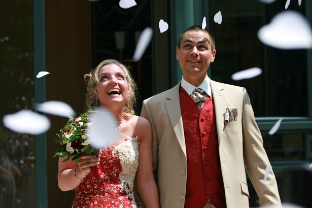 Vanessa & Nicolas (mairie)