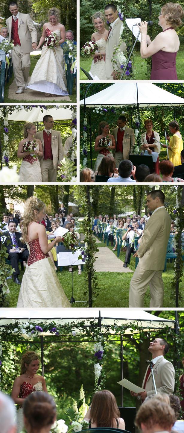 Vanessa & Nicolas (cérémonie)