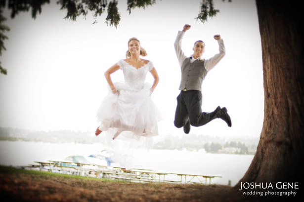 Mariage heureux © Joshua Gene