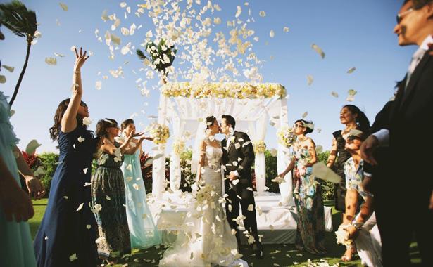 Bénédiction de mariage © Anna Kim Photography