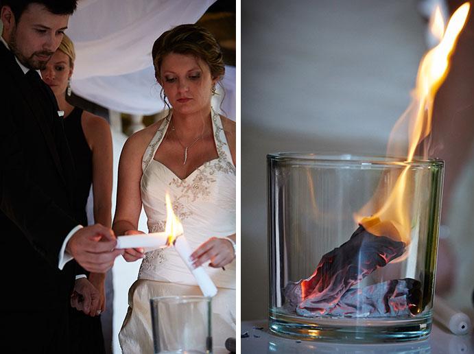 Rituel de cérémonie laïque - Brûler ses peurs (THE cérémonie)