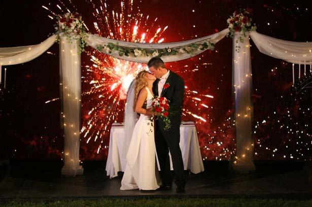 Feu d'artifice mariage © Neil-e.tripod.com