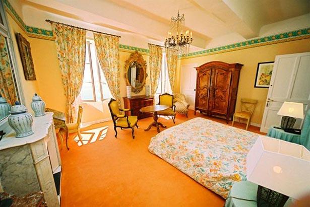 La chambre © Résidence du Cap Brun