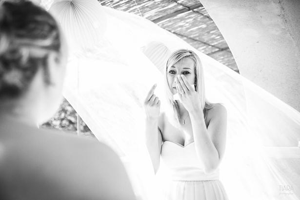Julie & Pascal, la témoin © Fanny Tiara Photographie