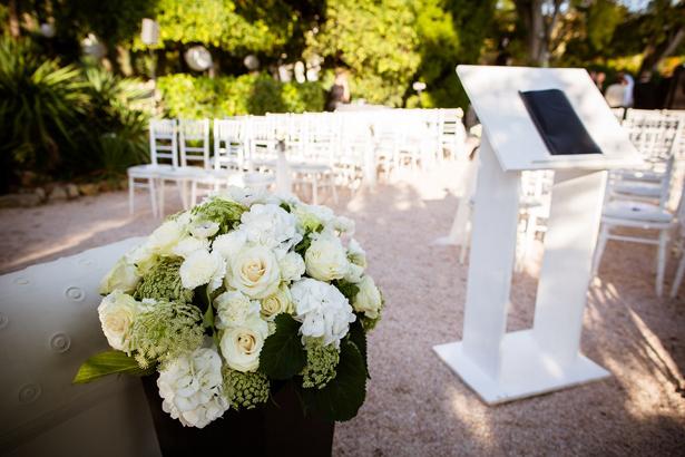 Notre cérémonie laïque, les fleurs © Jean-Louis Brun