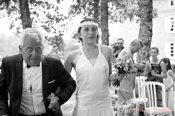 Roxanne & Guillaume (entrée 2) © Something Wedding