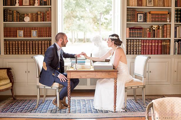 Roxanne & Guillaume © Something Wedding