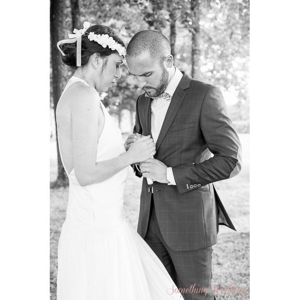 Roxanne & Guillaume (rituel) © Something Wedding