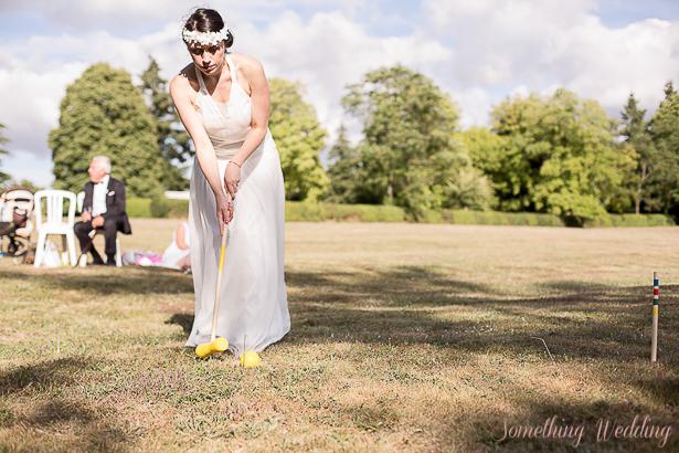 Roxanne & Guillaume (jeu mariage) © Something Wedding