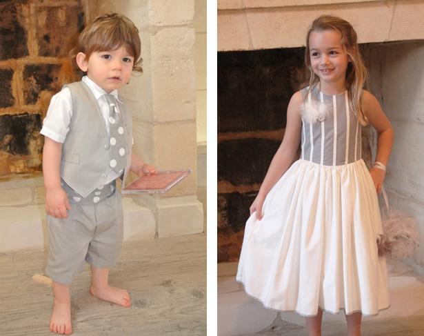 tenues et accessoires pour enfants d 39 honneur the. Black Bedroom Furniture Sets. Home Design Ideas