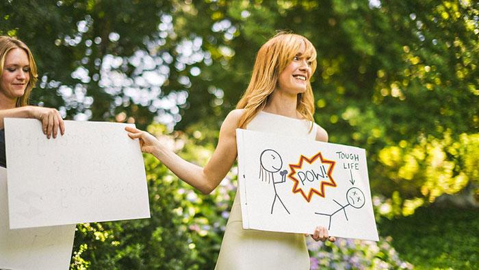 Déclaration d'amour mariage