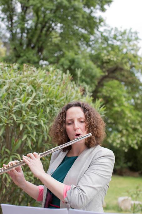 Flûte traversière cérémonie laïque (Diane & Jean-Seb)