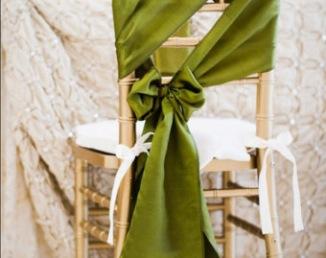Déco chaises pour cérémonie laïque