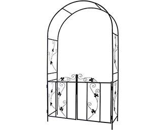 Arche en acier pour cérémonie laïque