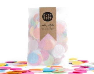 Sachet confettis pour sortie de cérémonie laïque