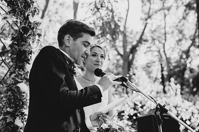 Intro des mariés 2 - Cérémonie laïque de Caroline et Eric