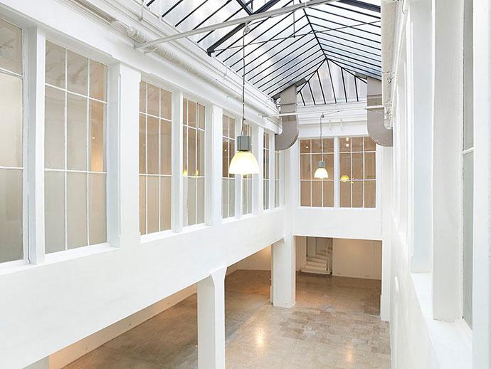 La Galerie Joseph Turenne à Paris