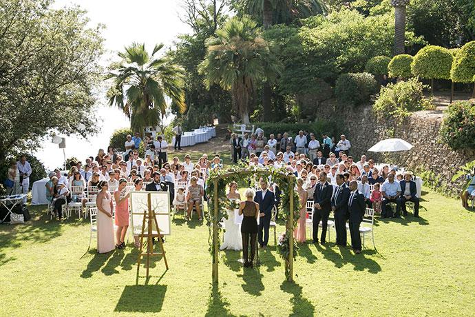 THE cérémonie laïque d'Alexia et Ugo à Toulon © Mathilde Magne