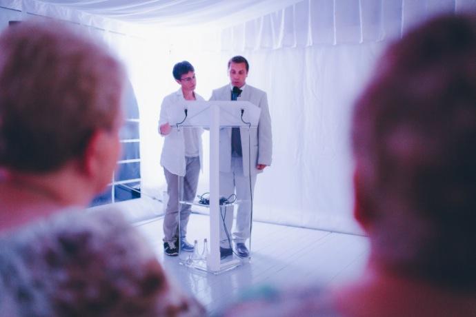 Discours cérémonie laïque Tiphany & Florent © THE cérémonie / Mélanie Tuero Photographe