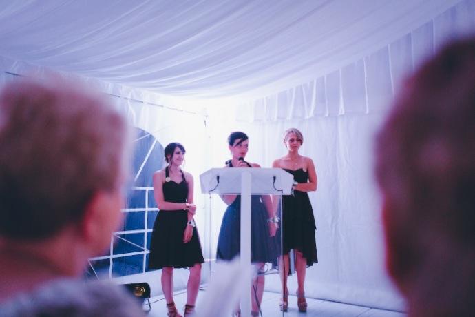 Interventions cérémonie laïque Tiphany & Florent © THE cérémonie / Mélanie Tuero Photographe