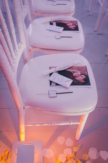 Accessoires de la cérémonie laïque de Tiphany & Florent © THE cérémonie / Mélanie Tuero Photographe