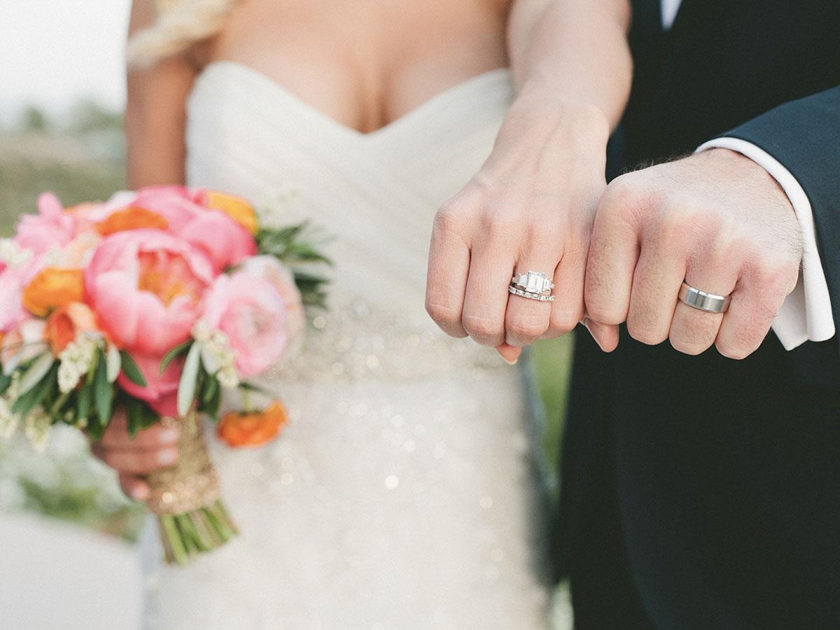 Jewish Wear Wedding Rings On Right Hand