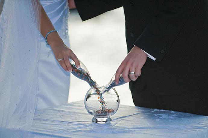 La cérémonie du verre par Unity in Glass