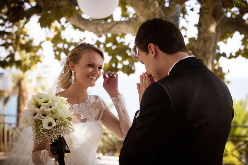 Quand le marié découvre la mariée (Nolwenn et Henri) - THE cérémonie
