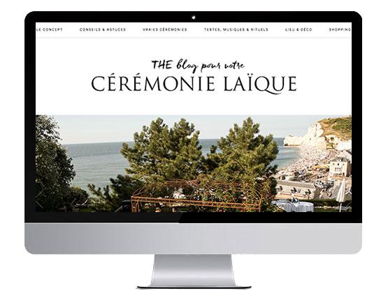 Blog dédié aux cérémonies laïques © THE cérémonie