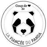 THE cérémonie sur la fiancée du panda