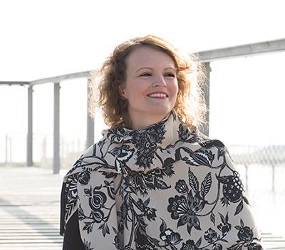 Nolwenn Marchal, créatrice de THE cérémonie © Aurélie Ménard Photography